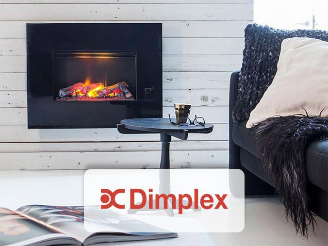 Dimplex opti-myst wall-mounted